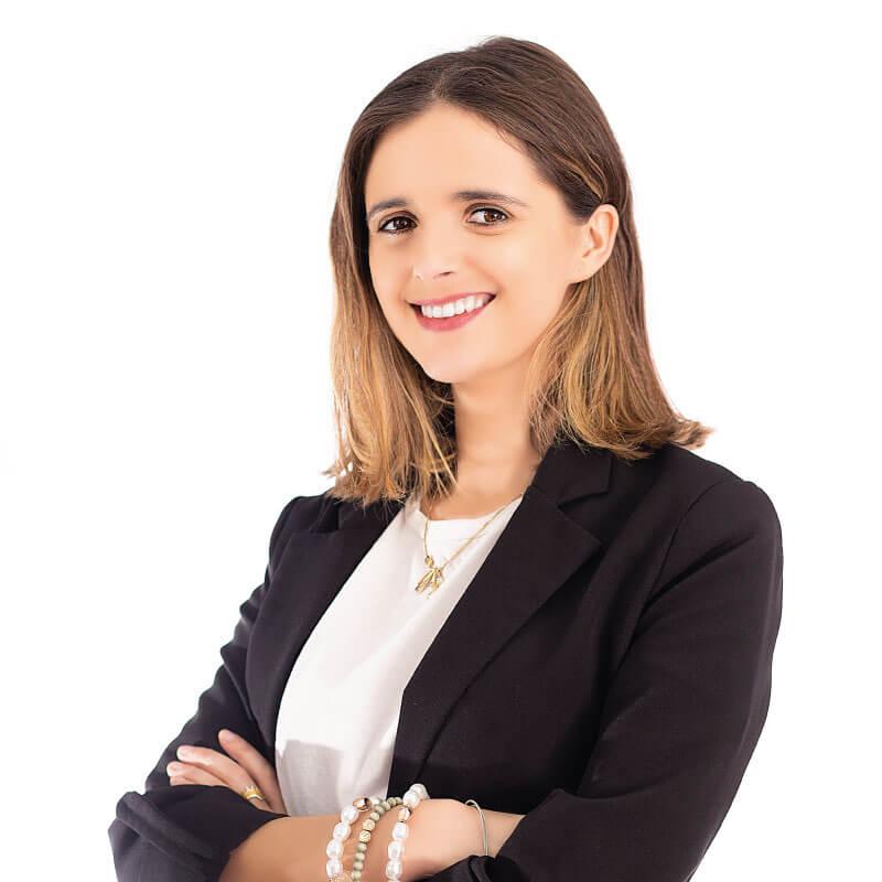 Clarisse Almeida, consultora administrativa - Balcão do Emigrante
