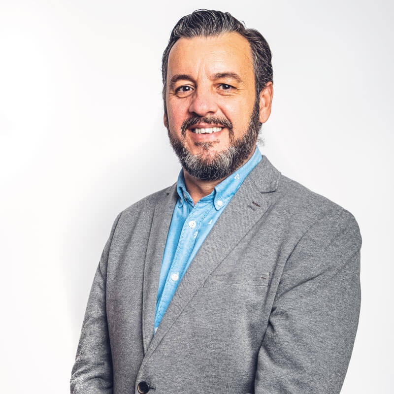 Nuno Mata, consultor - ParcialFinance Luxembourg