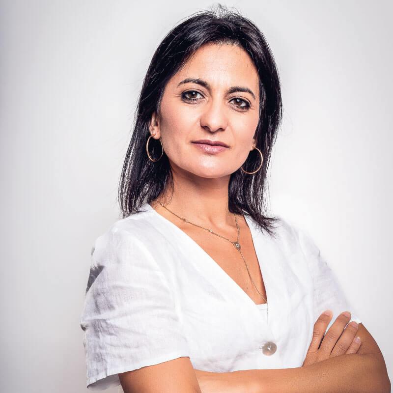 Sónia Mendes, diretora comercial - ParcialFinance Luxembourg