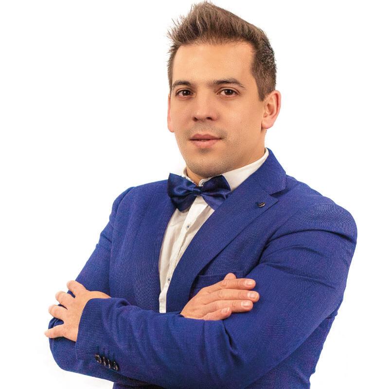 Tiago Santiago, consultor - Balcão do Emigrante