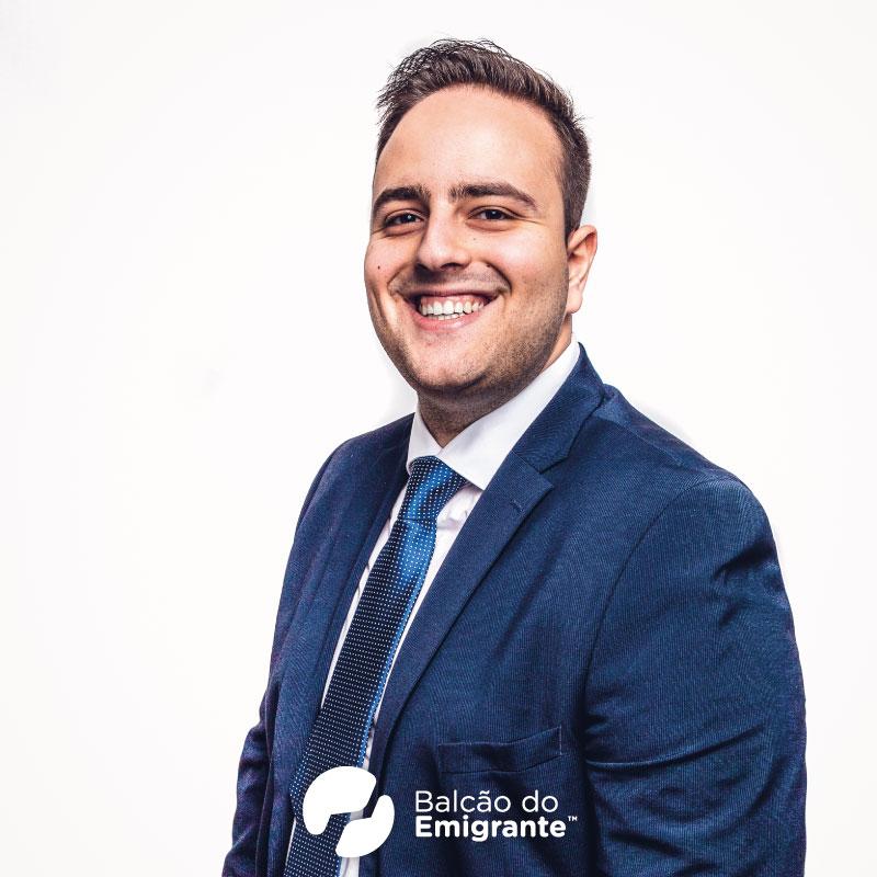 Diogo Leitão - Consultor Balcão do Emigrante