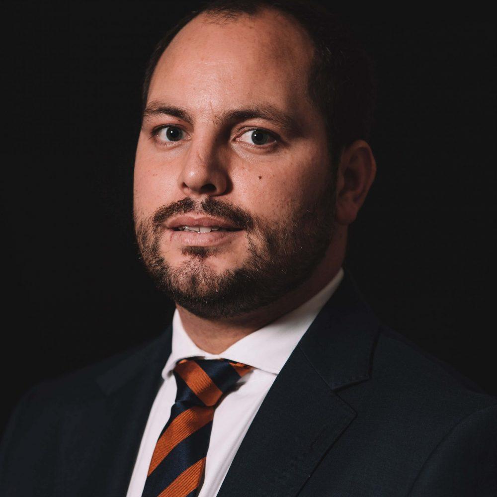 Vitor Queirós - Diretor ParcialFinance Luxembourg